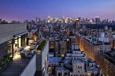 carnegie hill, madison avenue penthouse