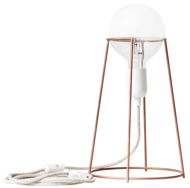 La lampe de chevet design