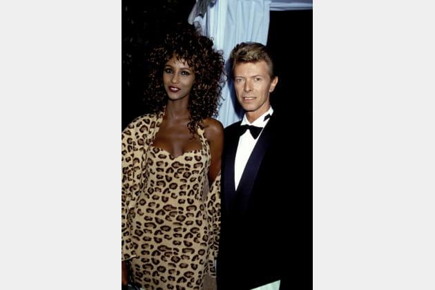 Silhouettes mannequin chez Bulgari, 17 septembre 1991