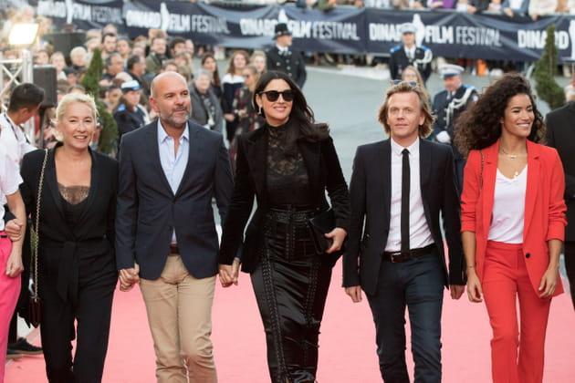 La belle brochette du Dinard Film Festival