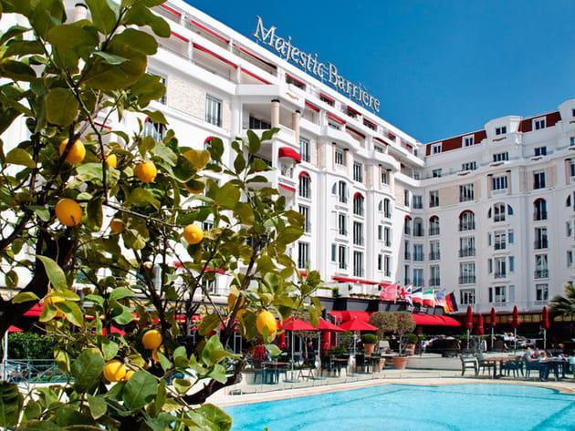 Le Majestic Barrière Cannes