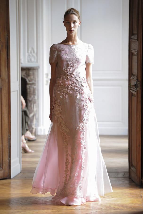 Robe de mariée Busardi, légère