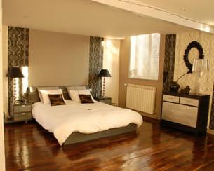 aprs camaeu de brun gris et beige - Decoration Chambre Camaieu Orange