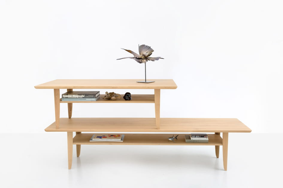 Table Simple deConstance Guisset X Ethnicraft