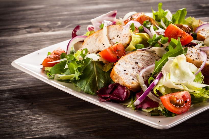 60recettes de salades d'hiver