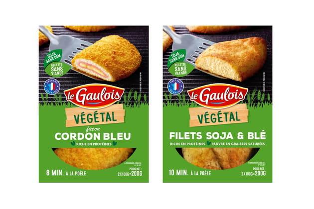 La gamme végétale de Le Gaulois
