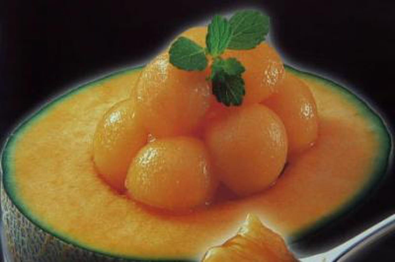 Des melons japonais vendus à prix d'or