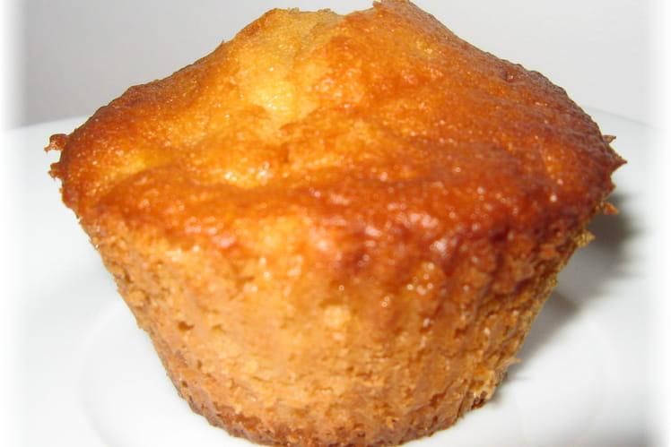 Muffins pommes-poires
