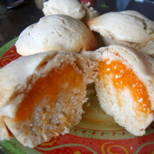 muffins super fondants à l'abricot
