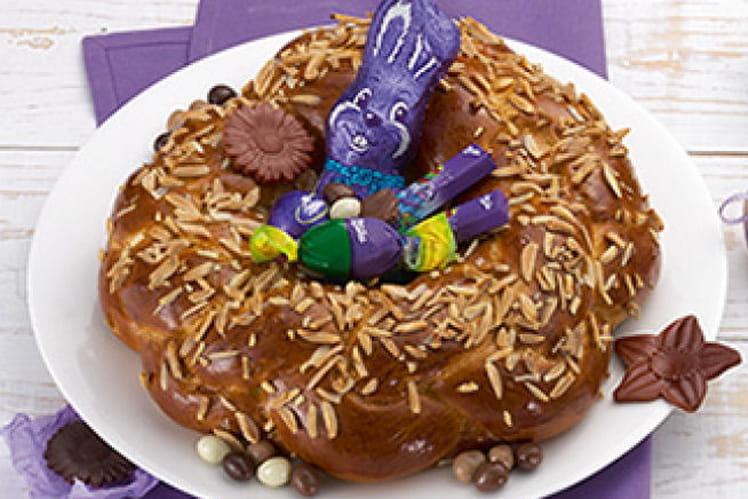 Gâteau Chocolat-Abricot Milka®