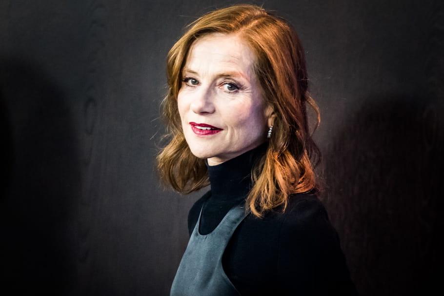 """Isabelle Huppert: """"Le cinéma m'amuse et m'épanouit"""""""