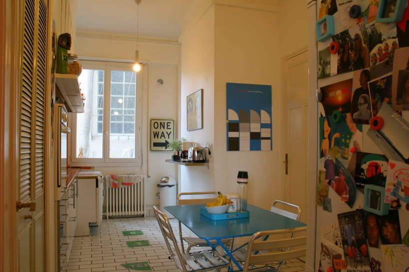 choisir sa d coration couleur bleu lagon. Black Bedroom Furniture Sets. Home Design Ideas