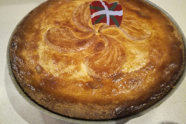 Gâteau Basque \