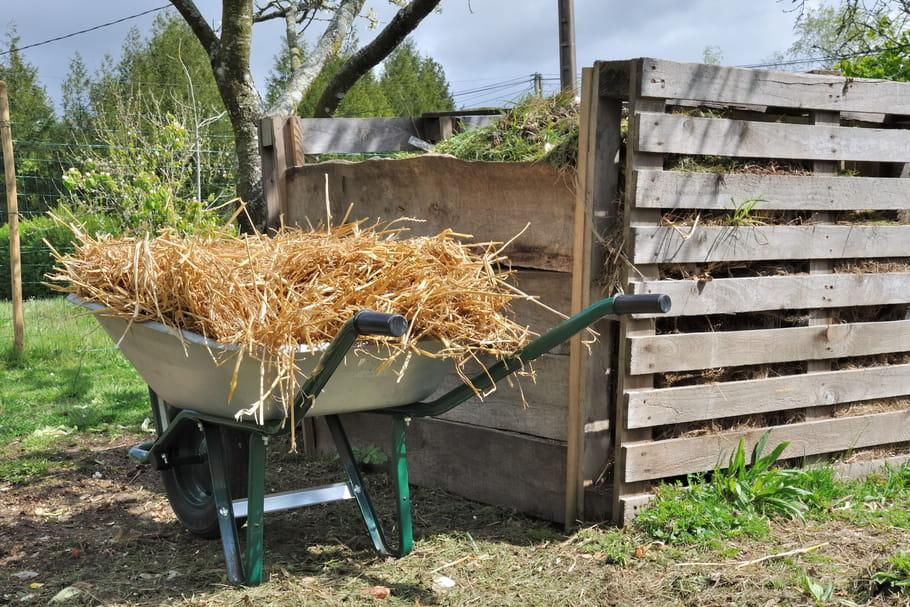 Construire un bac à compost