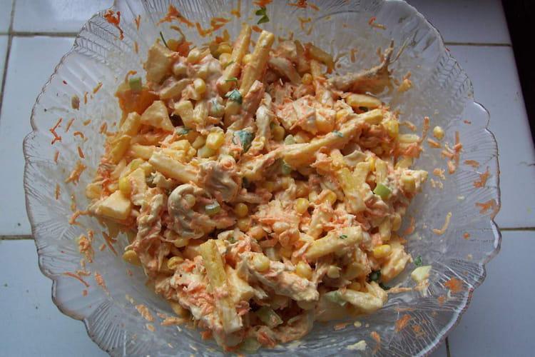 Salpicao : salade brésilienne