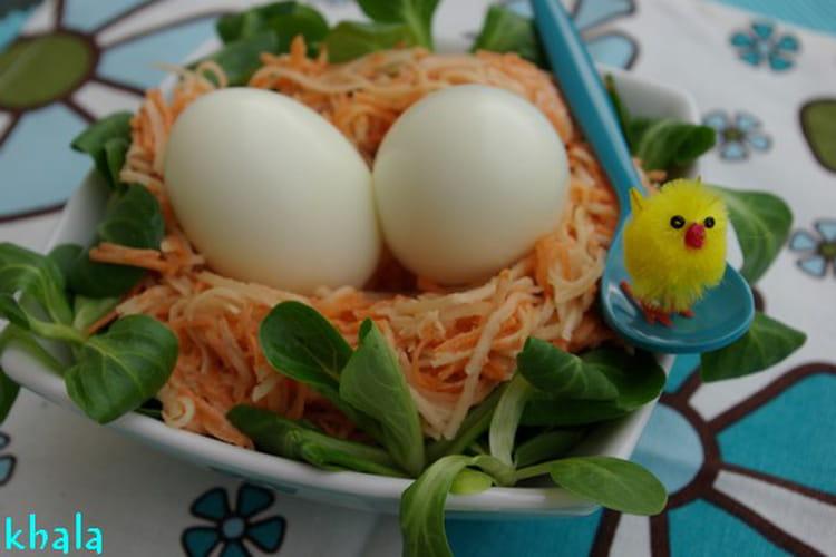 Salade de Pâques
