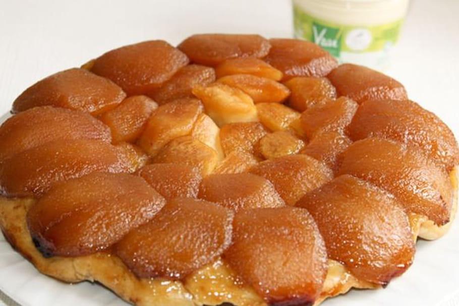 Tarte aux pommes ou tarte tatin: le match