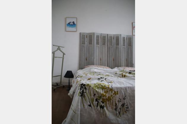 Une chambre sobre et pleine de charme
