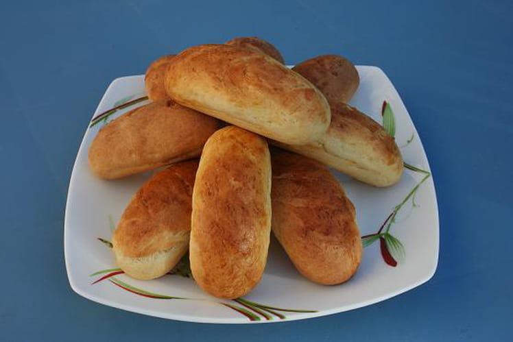 Pains viennois sans machine à pain