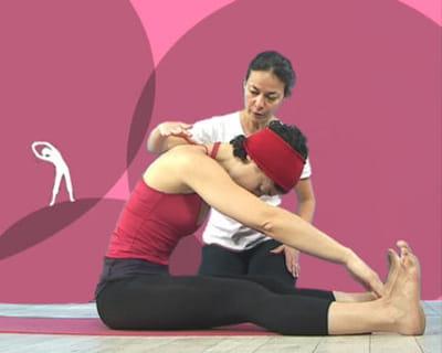 exercice 5 : 'spine stretch forward'