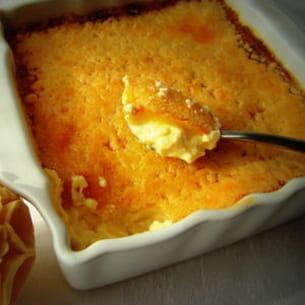 crème brûlée au camembert