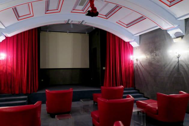 La salle de cinéma privée