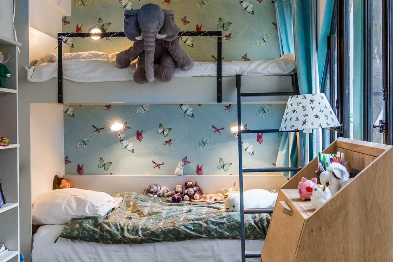 Partage Chambre Fille Garcon plein d'idées pour choisir la couleur d'une chambre d'enfant
