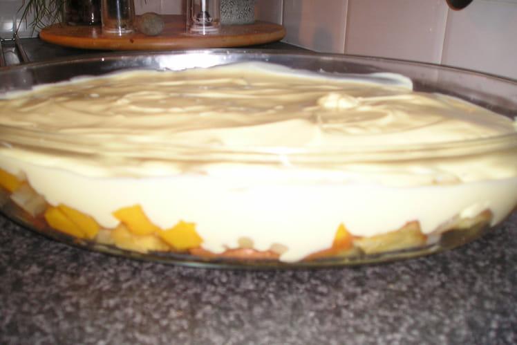 Trifle à la mandarine