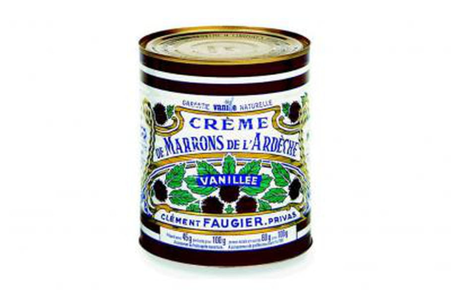 Crème de Marrons Clément Faugier : un siècle de douceur