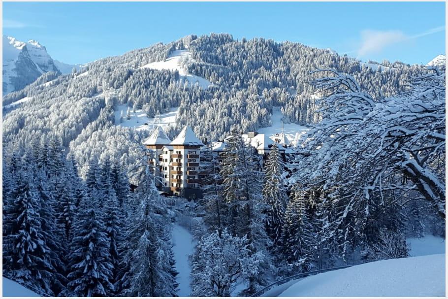 Hôtel***** The Alpina Gstaad