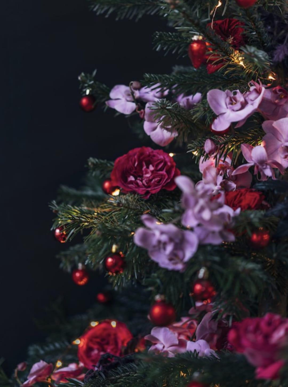 sapin-de-noel-fleuri