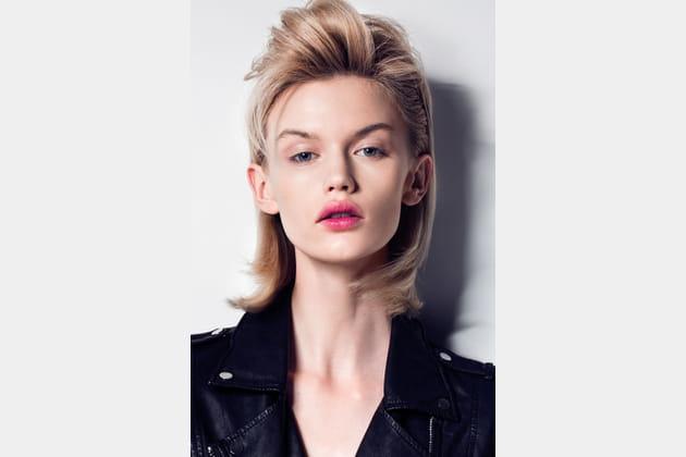 La coiffure rock