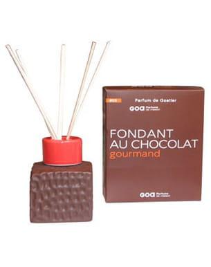 goatier 'fondant au chocolat' de goa