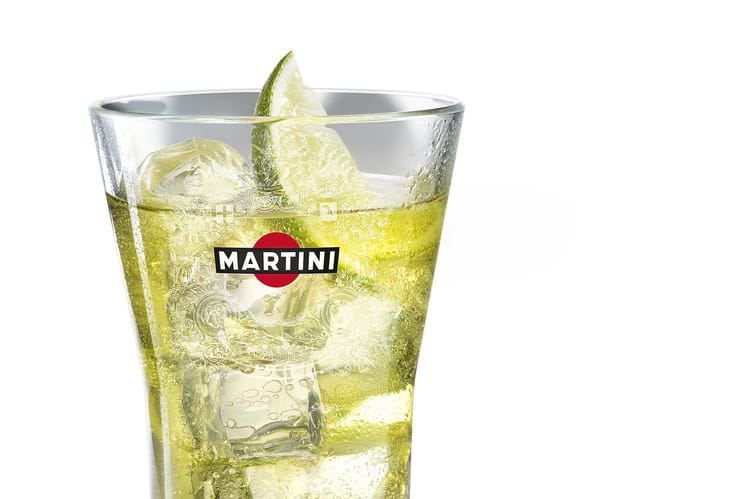 Cocktail Martini® Bianco Tonic