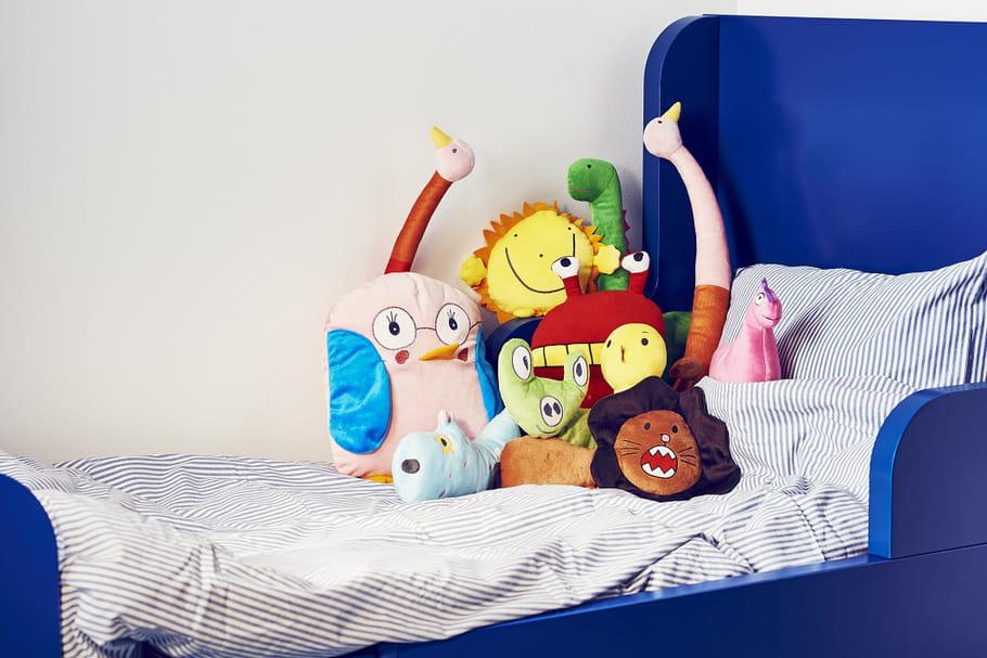 Ikea cr e des peluches partir de dessins d 39 enfants - Ikea cree sa chambre ...