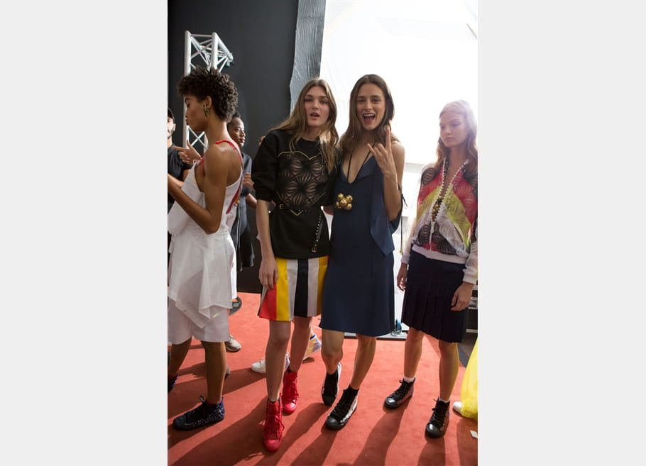 Alexis Mabille (Backstage) - photo 29