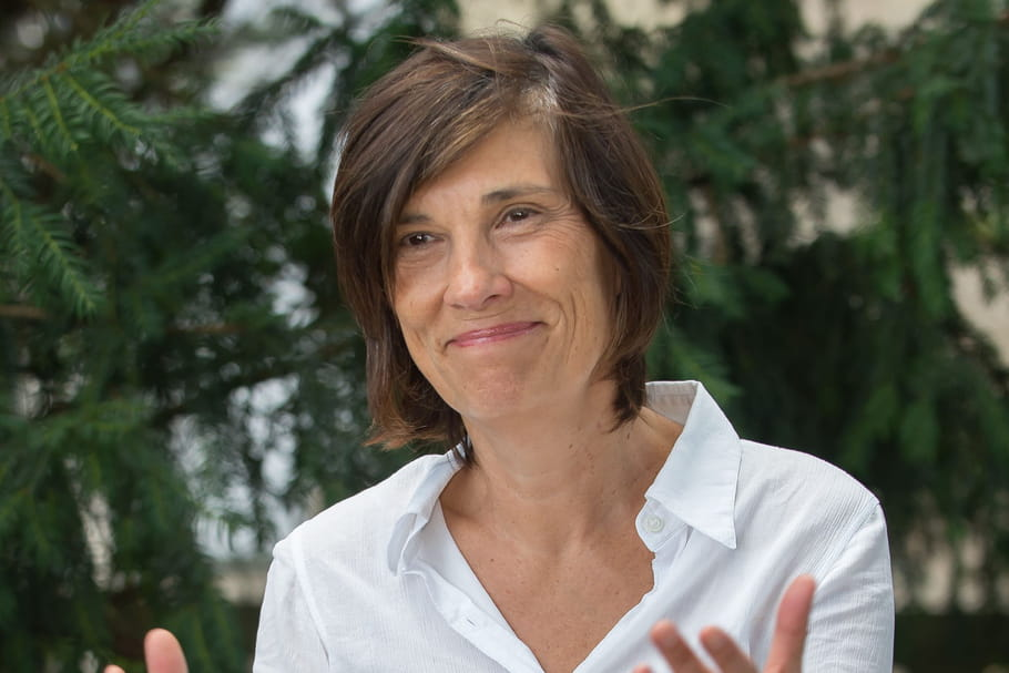 3questions à Catherine Corsini, présidente du jury du FIF de St-Jean-de-Luz 2019