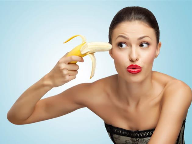 Les bananes sont trop caloriques