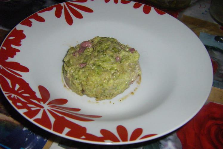 Gâteau de riz fraise-pistache