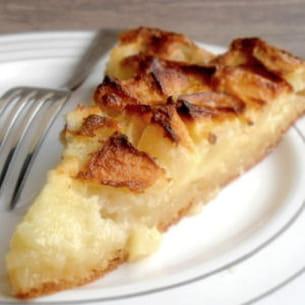 biscuit aux pommes