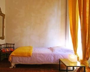 on opte pour la couleur jaune, lumineuse et ensoleillée