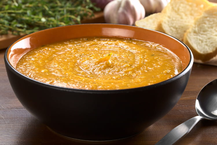 Soupe de légumes : la meilleure recette