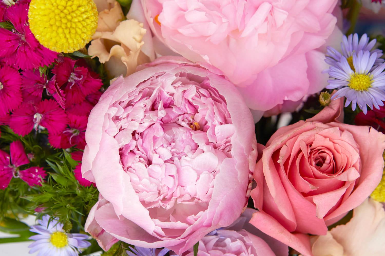 Les plus beaux bouquets pour la Fête des mères