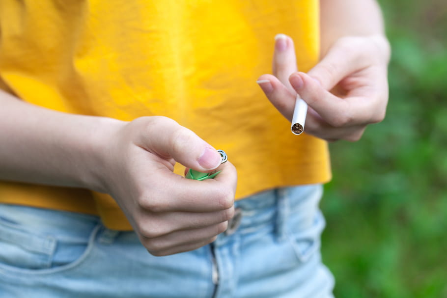Cigarettes mentholées: interdites en France à partir du 20mai 2020