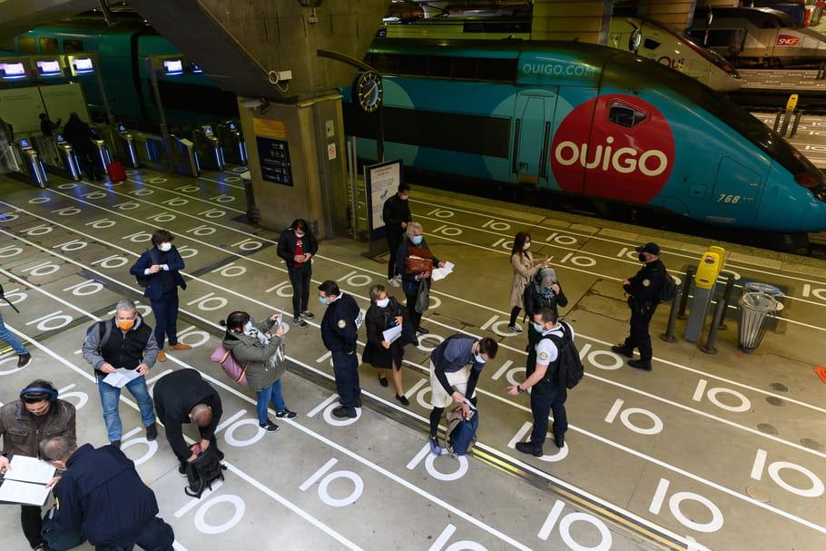 Reprise des Trains: 100% de l'offre SNCF au 2juin et fin d'1siège sur 2?