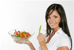 mieux vaut conserver une alimentation équilibrée et non frustrante si l'on