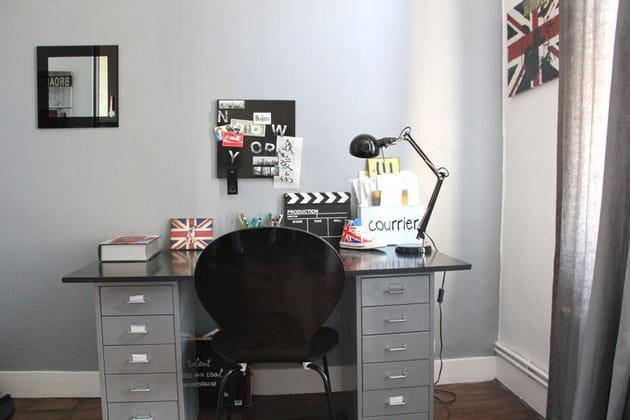 Un bureau home made