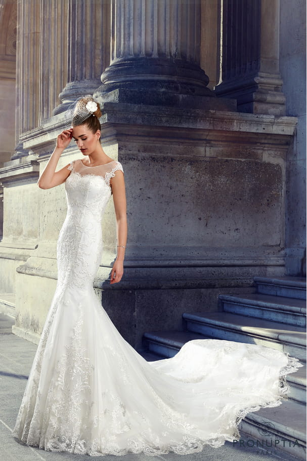 Robe de mariée Clemenceau, Pronuptia