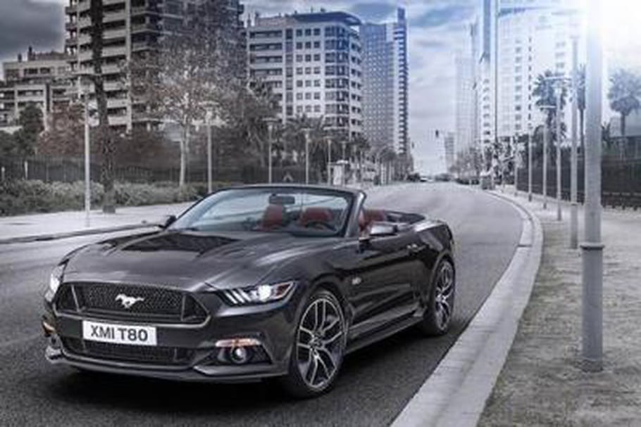 Nouvelle Ford Mustang