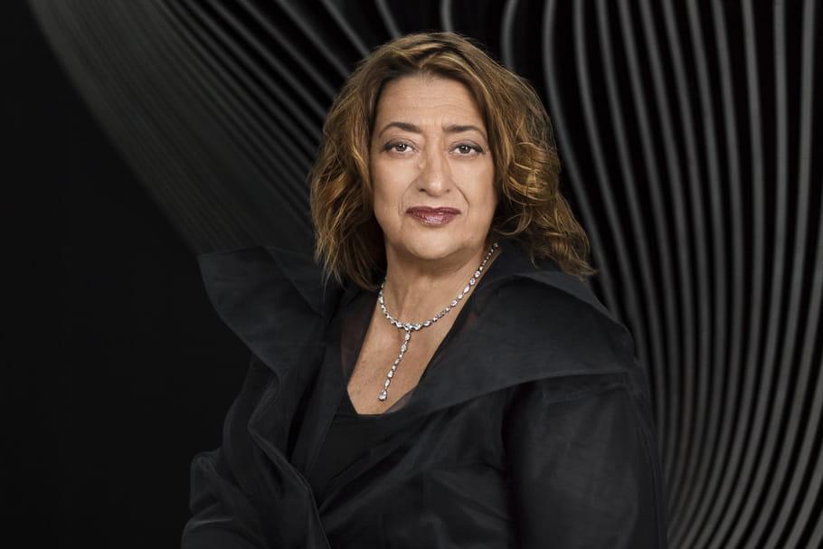 Zaha Hadid reçoit la médaille d'or royale de l'architecture